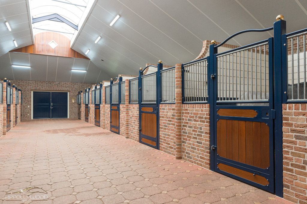 Equilog stables