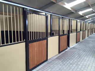 photo of stables